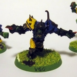 Star Players: UB Ugroth Bolgrot, VGC Varag Ghoulchewer, SS Scrappa Sorehead, + Apothecary